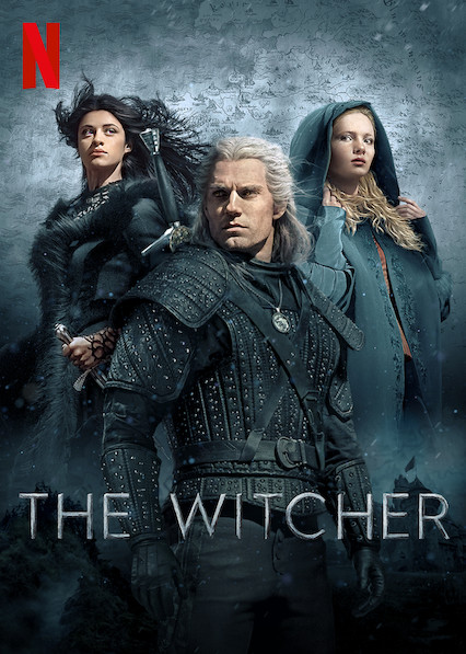 The Witcher (2019) Temporada 1 NF WEB-DL 1080p Latino