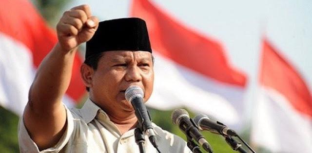 Jokowi Kalah Telak Dari Prabowo Di Jawa Barat