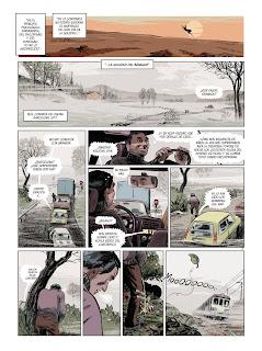 'La soledad del manager', nueva entrega de la serie Carvalho, de Hernán Migoya y Bartolomé Seguí.