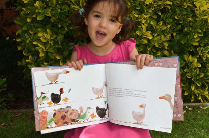 cuentos y libros infantiles con valores intermon oxfám la oca que no quería marcar el paso