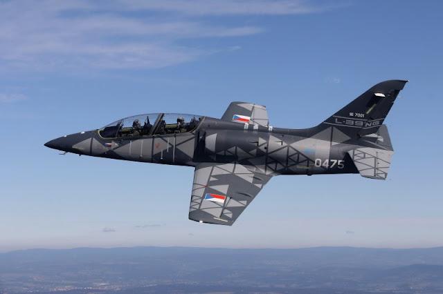 Ghana agreement Aero L39NG