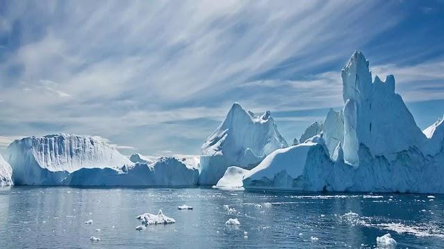 Неповрежденный доисторический архив был скрыт подо льдом в Гренландии