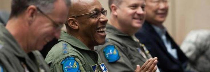 Перший афроамериканець призначений на вищу офіцерську посаду ЗС США