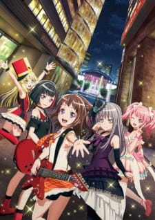 BanG Dream! Film Live Subtitle Indonesia