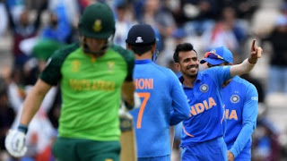 India vs South Africa 8th Match ICC Cricket World Cup 2019 Highlights