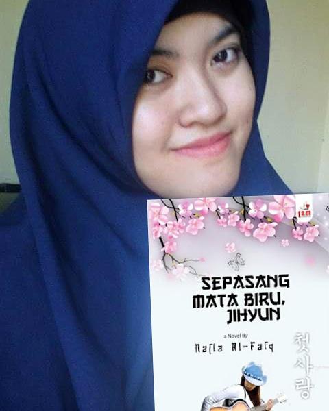 Najla dan Novel Perdana