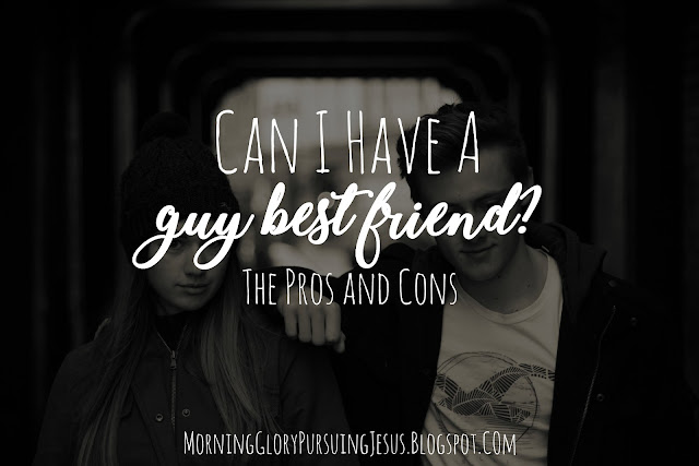 Can I Have a Guy Best Friend?