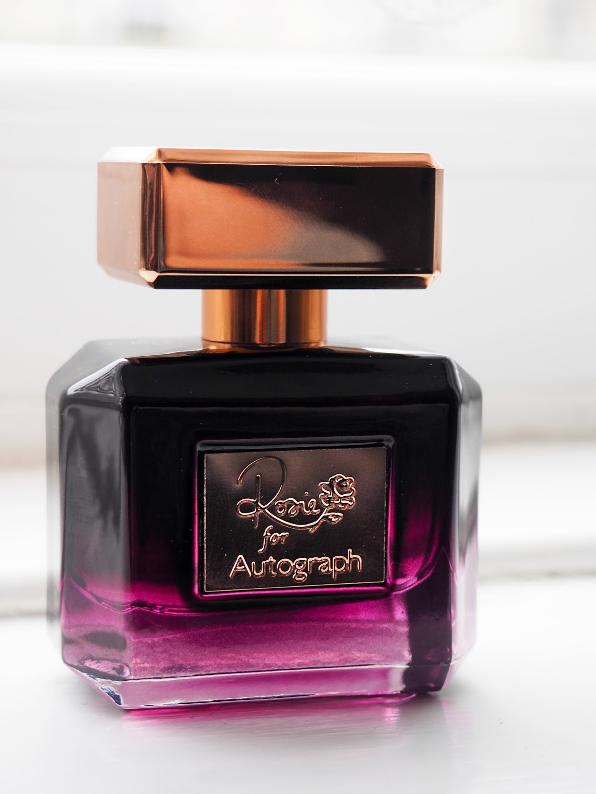 Rosie Huntington-Whitely Rosie for Autograph Nuit Parfum