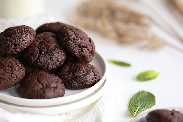 Gluteenivabad šokolaadiküpsised