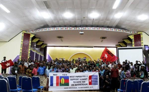 KNPB MNUKWAR: Memahami Karakteristik Mahasiswa Berjiwa Nasionalisme kepada SAB IMPT