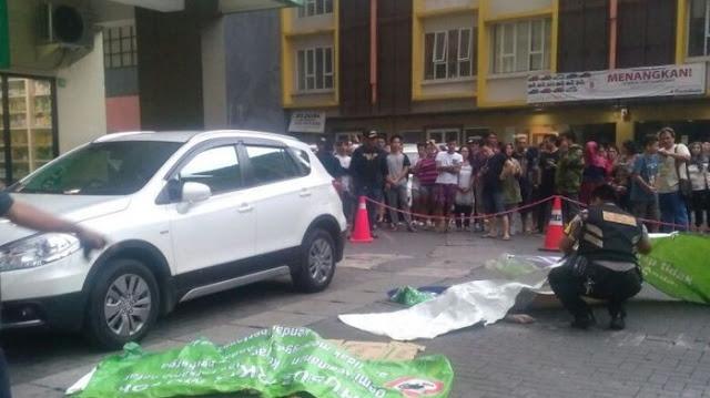 Kakak Beradik Bunuh Diri di Apartemen Gateway, di Jalan Ahmad Yani Kota Bandung