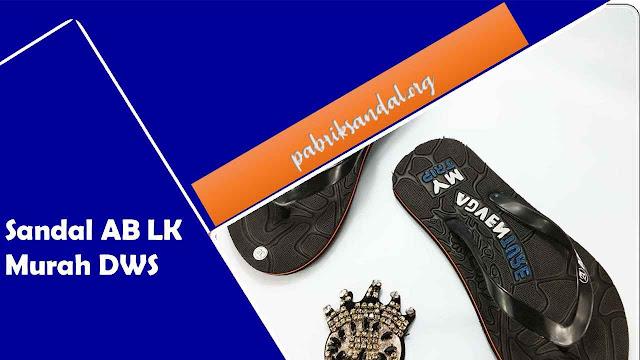 Produksi Sandal Pria Spon Kekinian - Sandal Jepit Ab LK Murah
