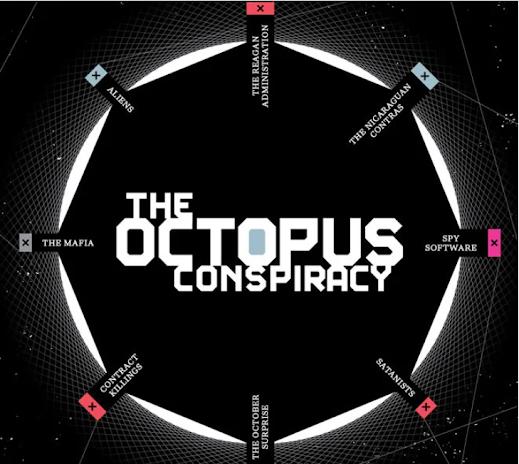 Danny Casolaro suicide Octopus DOJ Promis software BCCI journalism books Mafia crime money laundering arms trafficking black ops