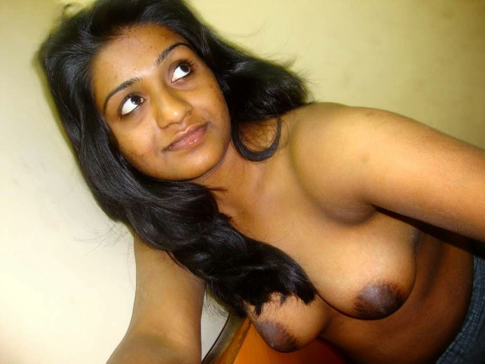 Neked girl indian-7869