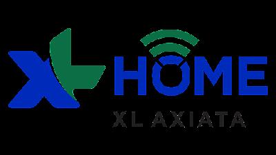 Logo XL Home Vector Cdr, Ai, Svg & Eps