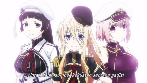 Nonton Streaming Val x Love Episode 12 Subtitle Indonesia