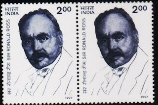 Sir Ronald Ross - India Discovery Of The Malaria Parasite