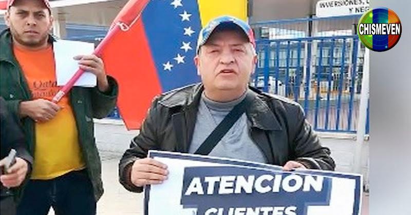 Primo de Diosdado lleva a juicio al luchador anti-chavista Alberto Casillas en España por los escraches