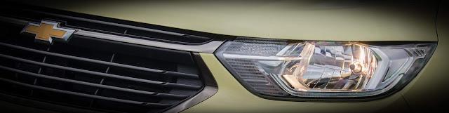 Nova Chevrolet Spin 2019