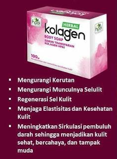 Efek samping manfaat sabun kolagen hpai untuk jerawat