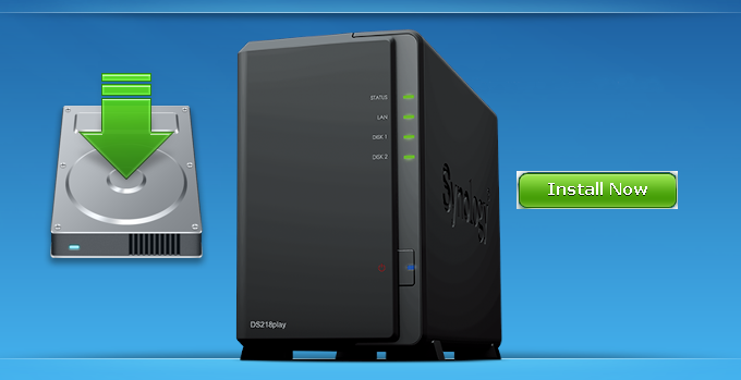 Cara Instal Synology dengan OS DSM (Disk Station Manager)