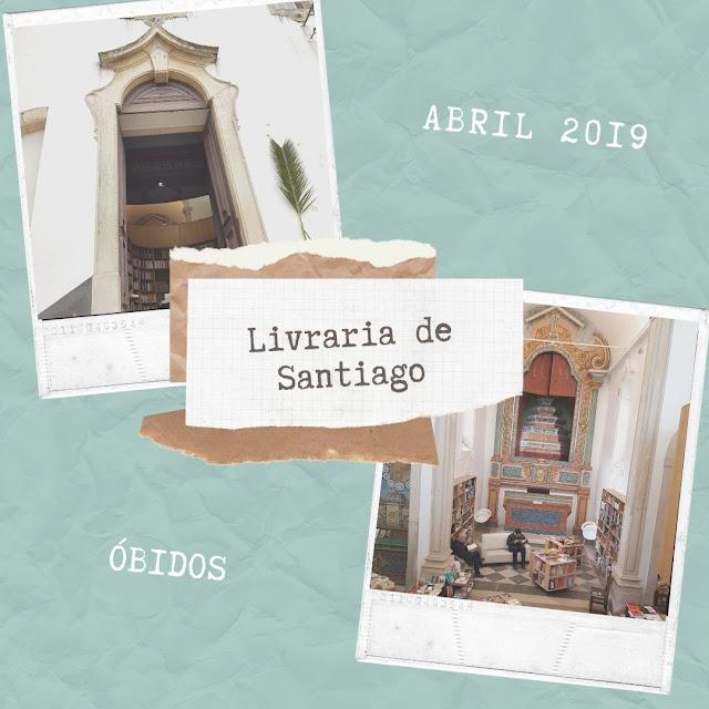Livraria de Santiago (Óbidos, Portugal)