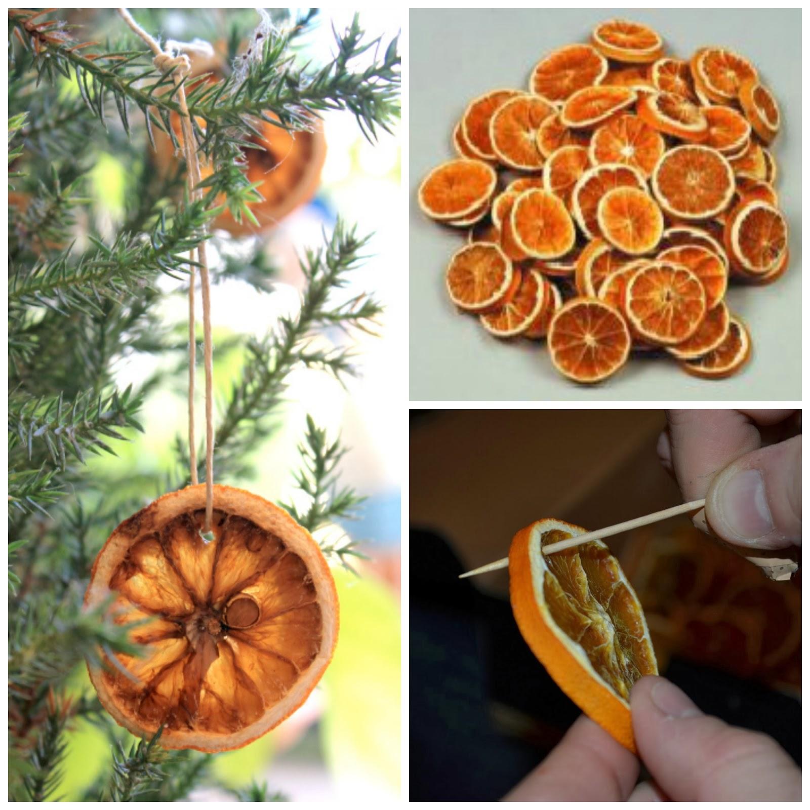Mondo donna decorazioni natalizie con le arance essiccate for Arance essiccate decorazioni