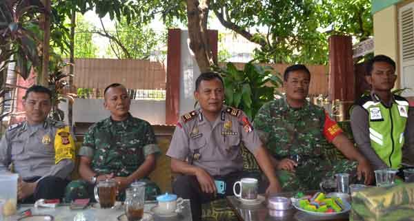 petugas perketat keamanan wilayah susukan lebak cirebon
