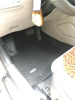 Thảm lót sàn ô tô Hyundai Tucson 2017