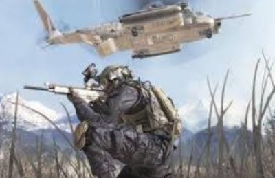 Cara Menggunakan Helikopter di COD Mobile  Cara Menerbangkan Helikopter di Call of Duty Mobile