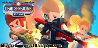 Screenshot of Dead Spreading:Survival Mod Apk 1.0.16 +( Unlimited Money) + Data