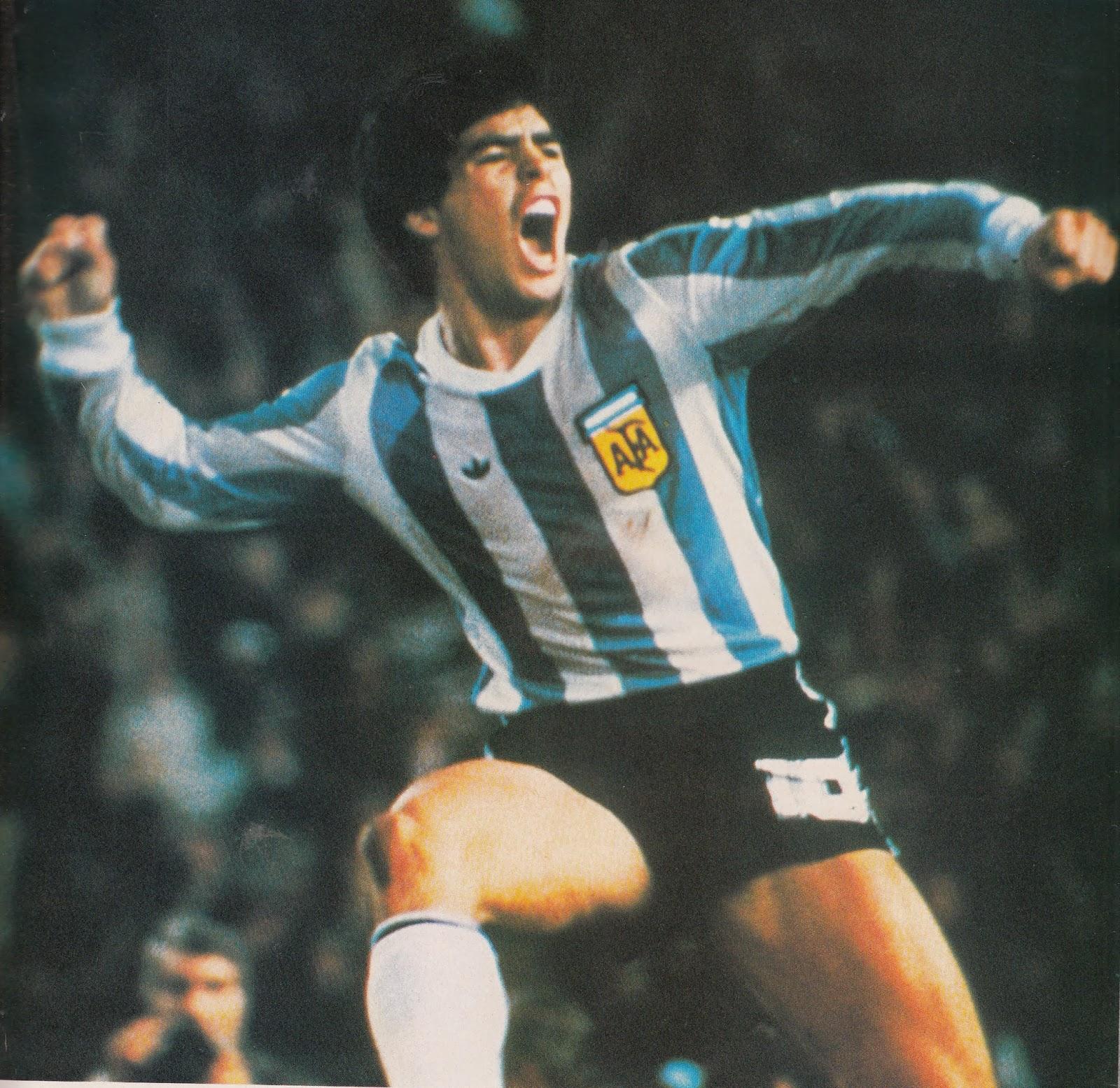 Soccer Nostalgia: Diego Maradona and Michel Platini, Part Two