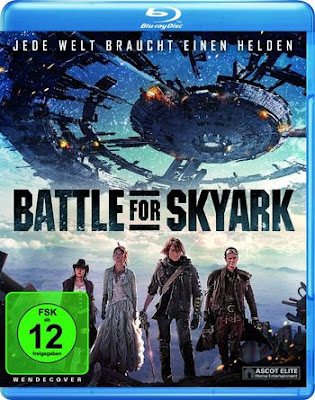 Battle for Skyark (2017) Dual Audio [Hindi – Eng] 720p BluRay ESub x265 HEVC 500Mb