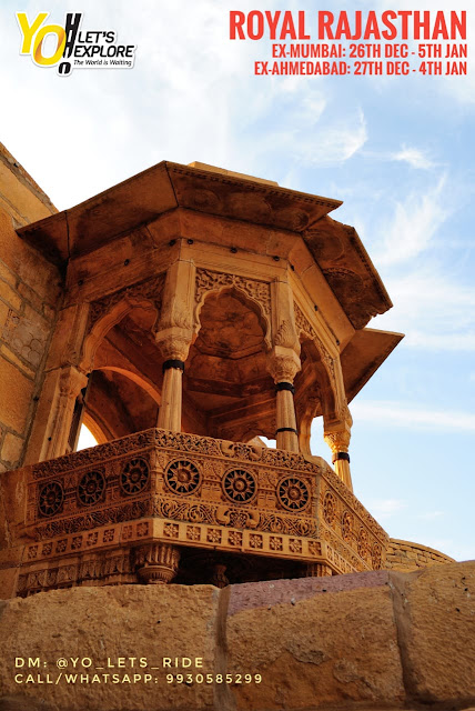 Explore Rajasthan in this unique Roadtrip and Bring in 2021 at Thar Desert, Jaisalmer!