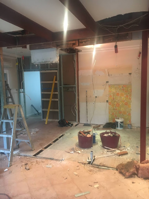 Kitchen Renovation Update
