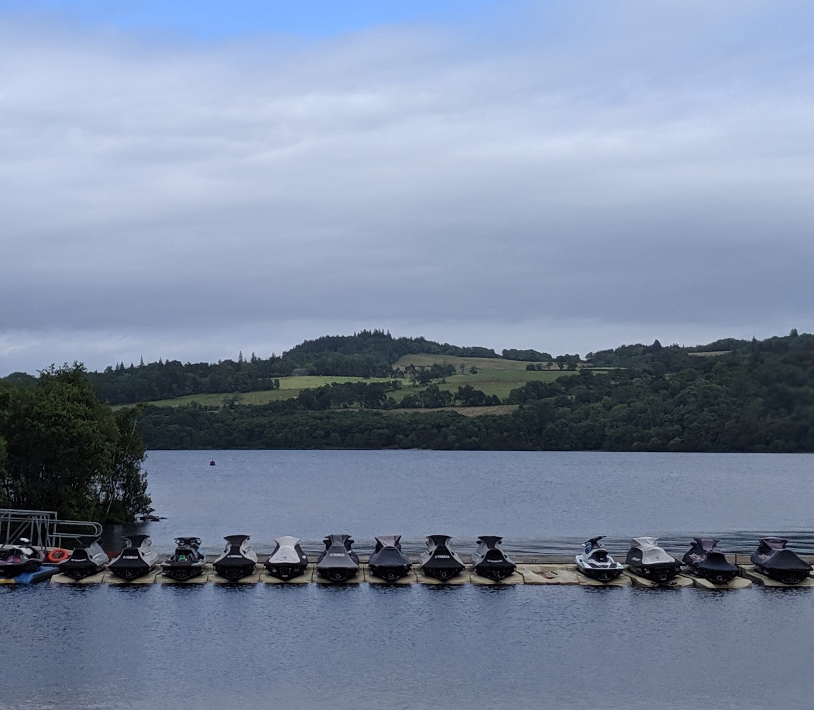 A Short Break at Cameron Lodges, Loch Lomond - Celtic Warrior Loch Lomond Cruise views