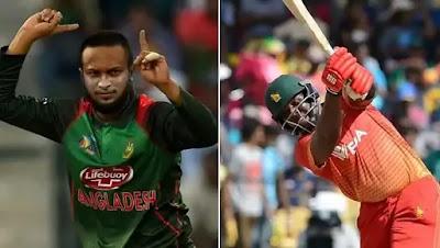 Ban Tri-Series 2019 BAN vs ZIM 4th T20I Match Cricket Tips