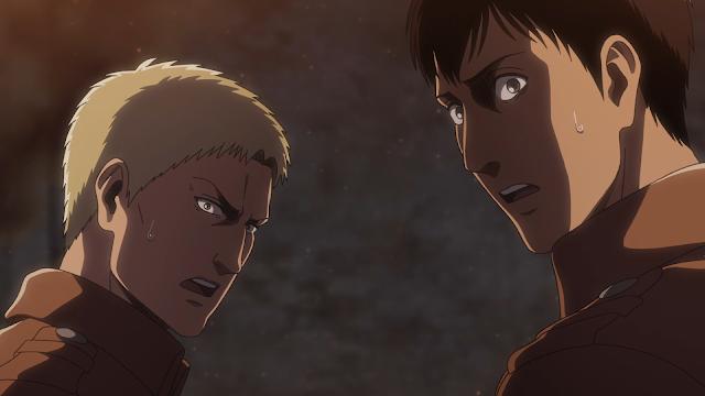 الحلقة الخامسة عشر من Shingeki no Kyojin S3 مترجمة