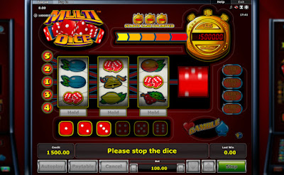 multi dice free slot