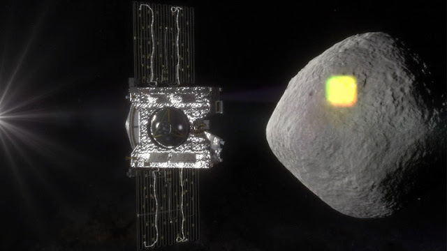 """La NASA lanzará una sonda para investigar al asteroide """"de la muerte"""""""
