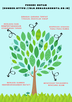 fungsi hutan