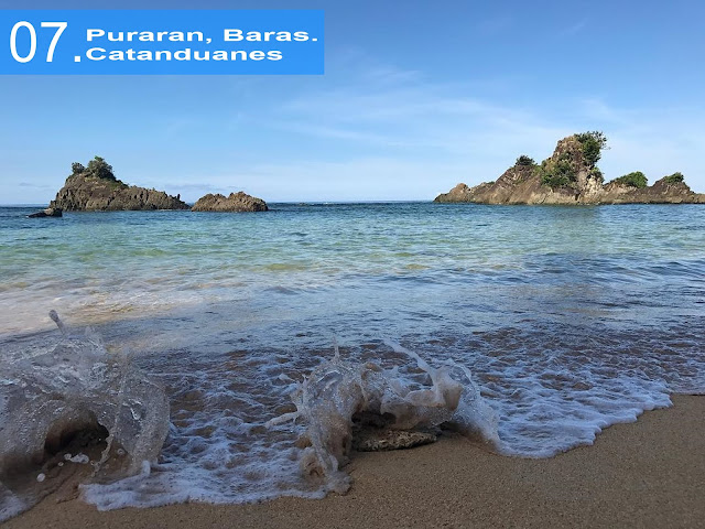 Puraran, Baras. Catanduanes surfing