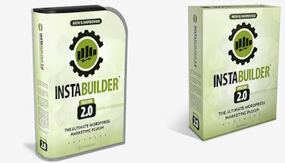 افضل اضافة ووردبريس لبناء صفحات الهبوط « InstaBuilder 2.0 »