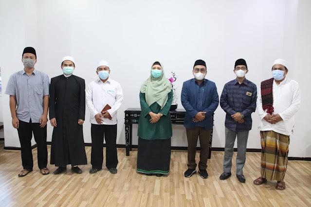 Wagub Apresiasi Program Kerja Alumni Al-Azhar Bangun NTB Gemilang