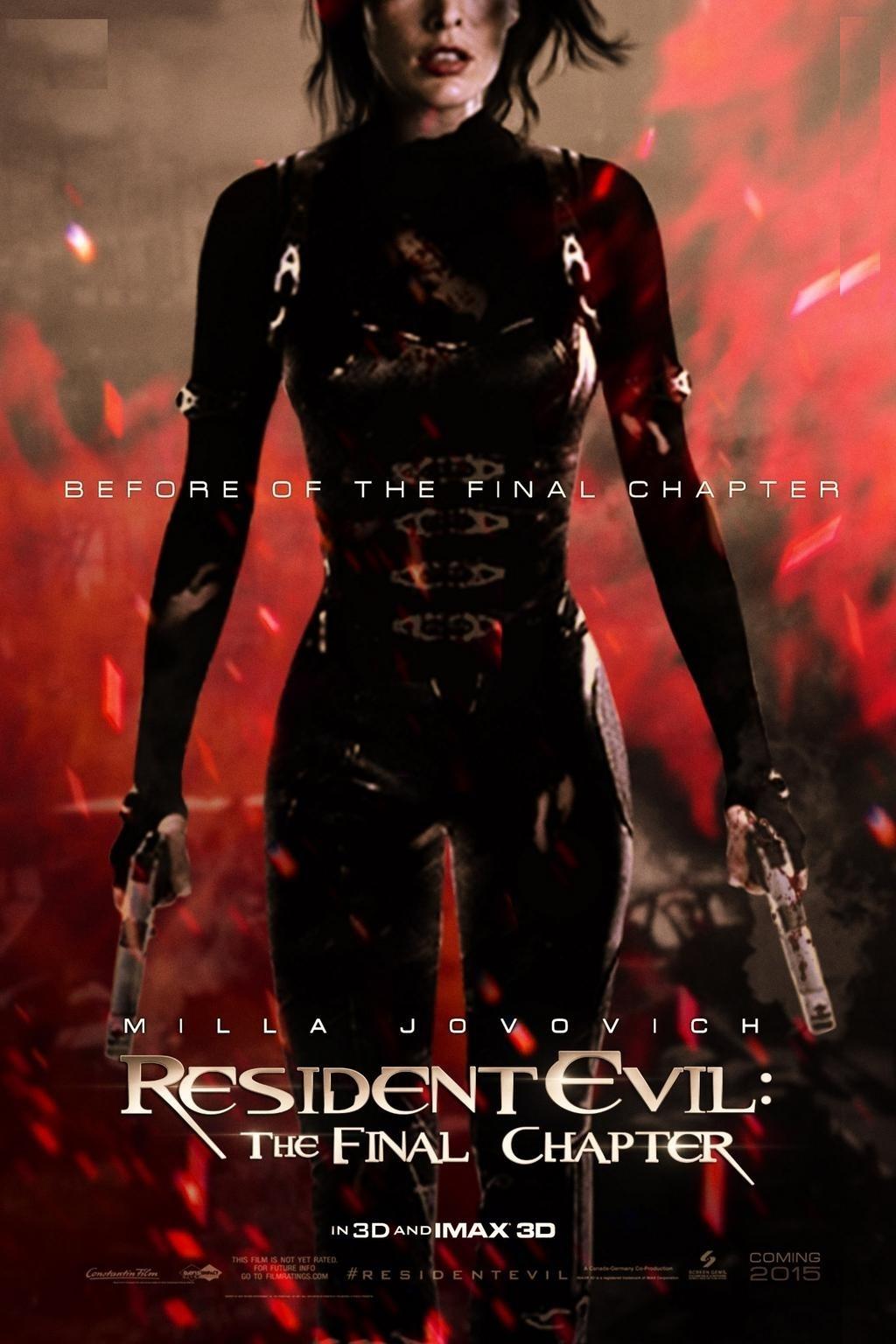 Film Resident Evil 6