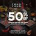 Score 50% discounts at Tong Yang in Ayala Malls Capitol Central
