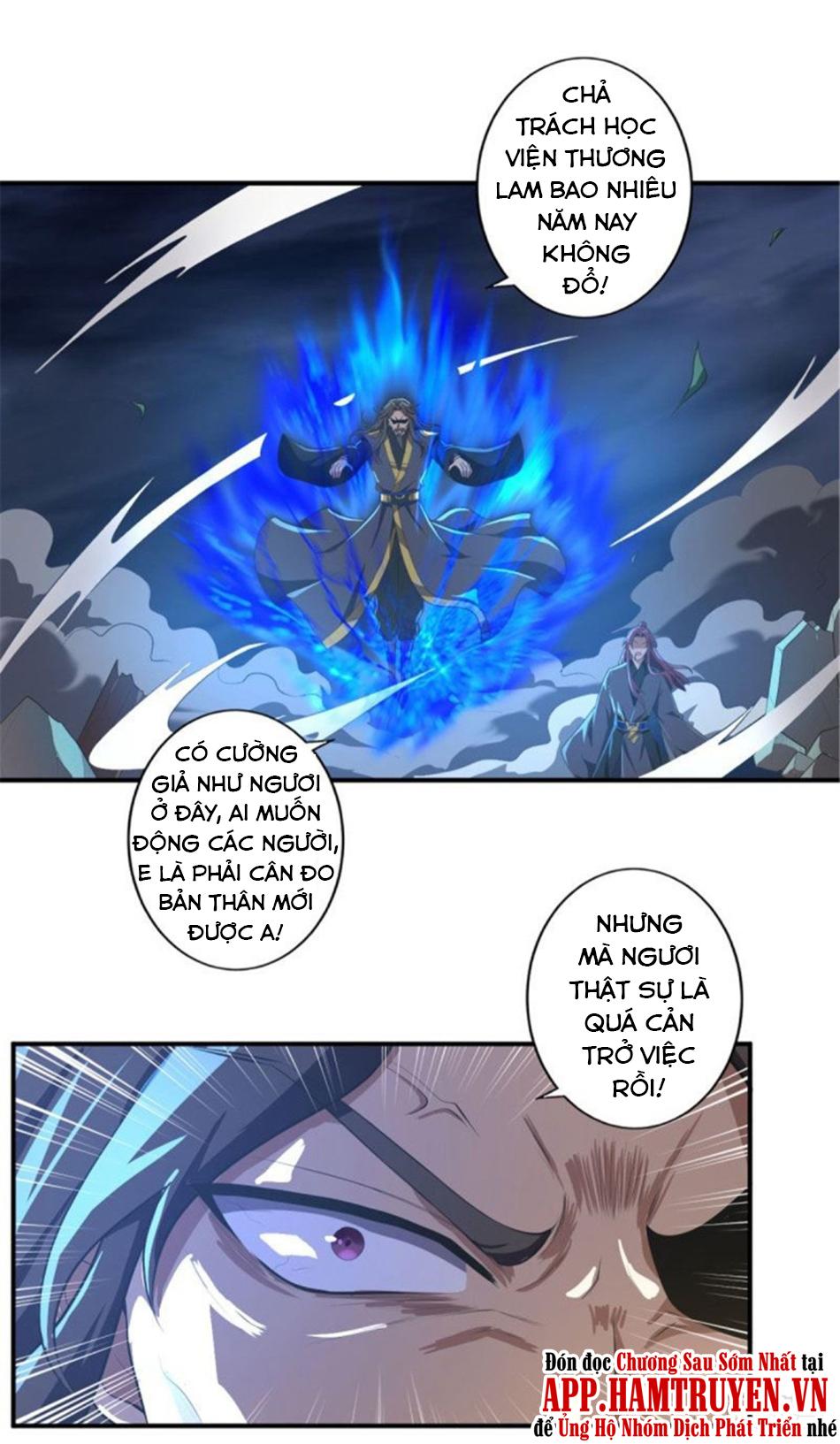 Nhất Kiếm Độc Tôn Chapter 132 - Trang 19