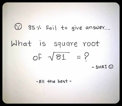 Simple Maths Brain Teaser which most of people fail to answer correctly