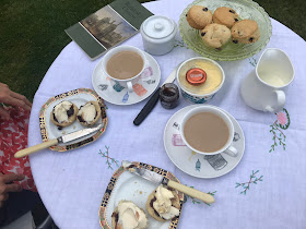 National Trust afternoon tea