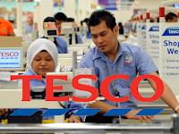 Jawatan Kosong di Tesco Store Malaysia